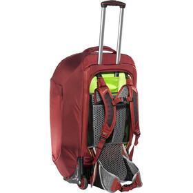 Osprey Sojourn 80 Trolley Hoodoo Red